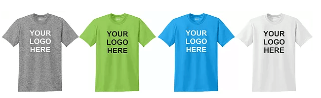 Super low-cost T's from $4 – $6!